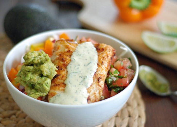 whole30 fishtacobowl