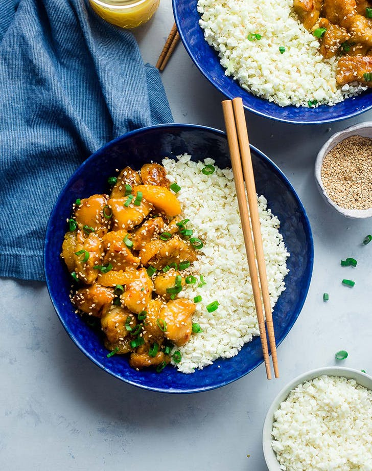 whole30 orangechicken