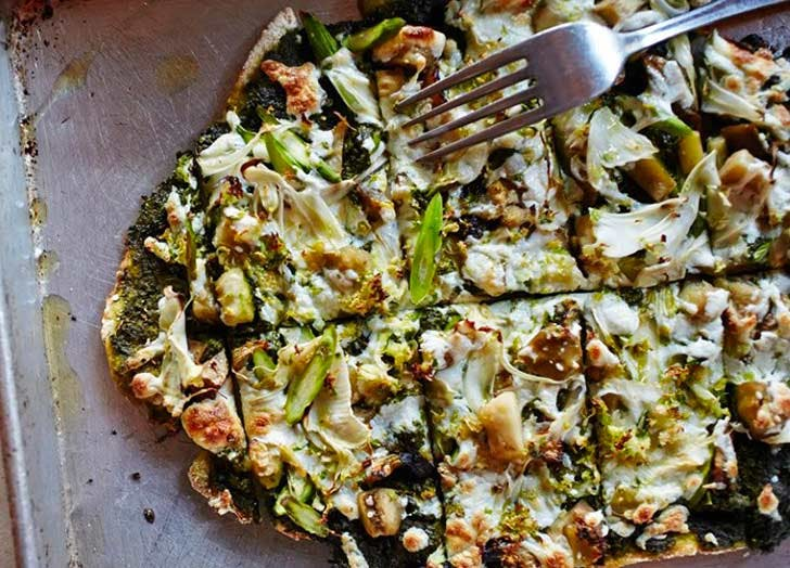 wild pizza NY