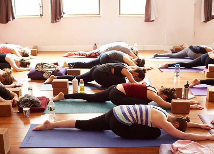 yoga vida nyc