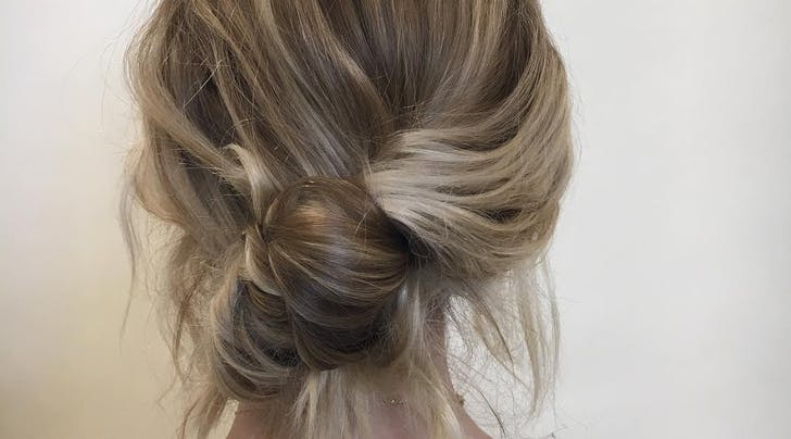 Image Result For Hair Messy Buns Step By Step