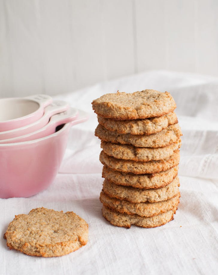 3 ingredient coconutcookies
