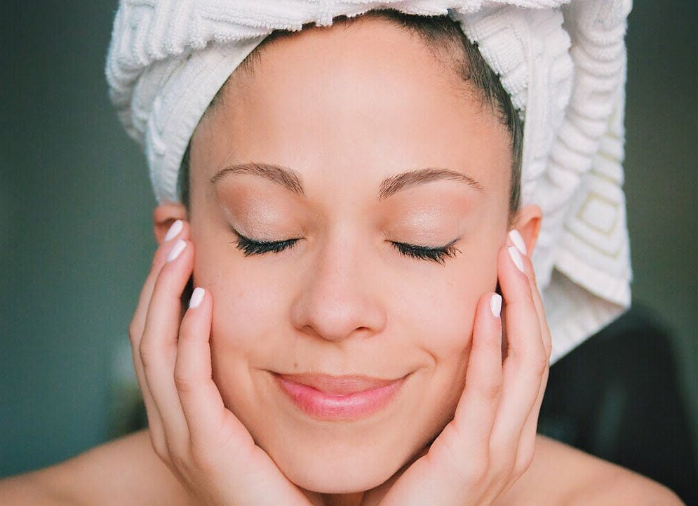 Give Yourself Skin Care That Really Sinks In