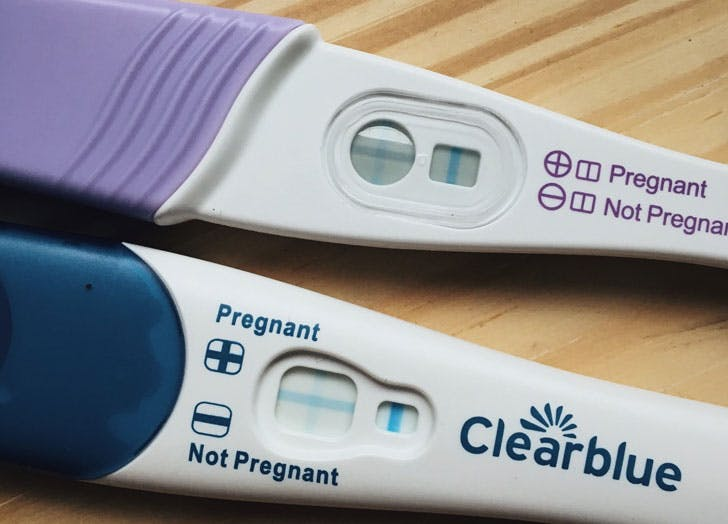 Pregnancy Test List 2
