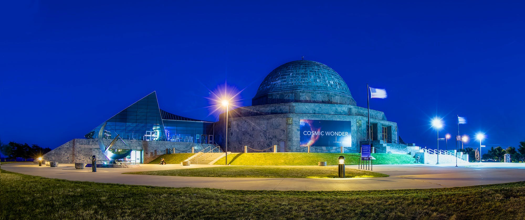 adler planetarium chicago date night ideas