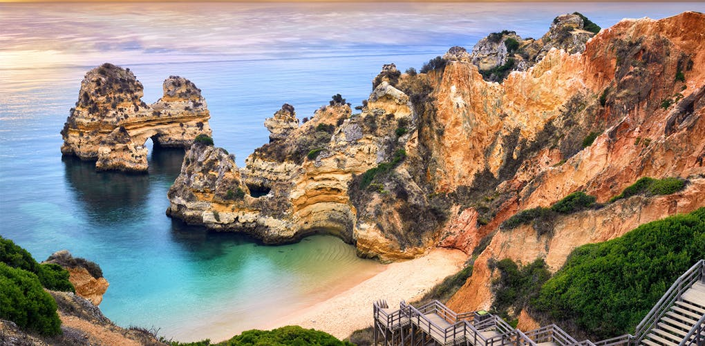algarve honeymoon