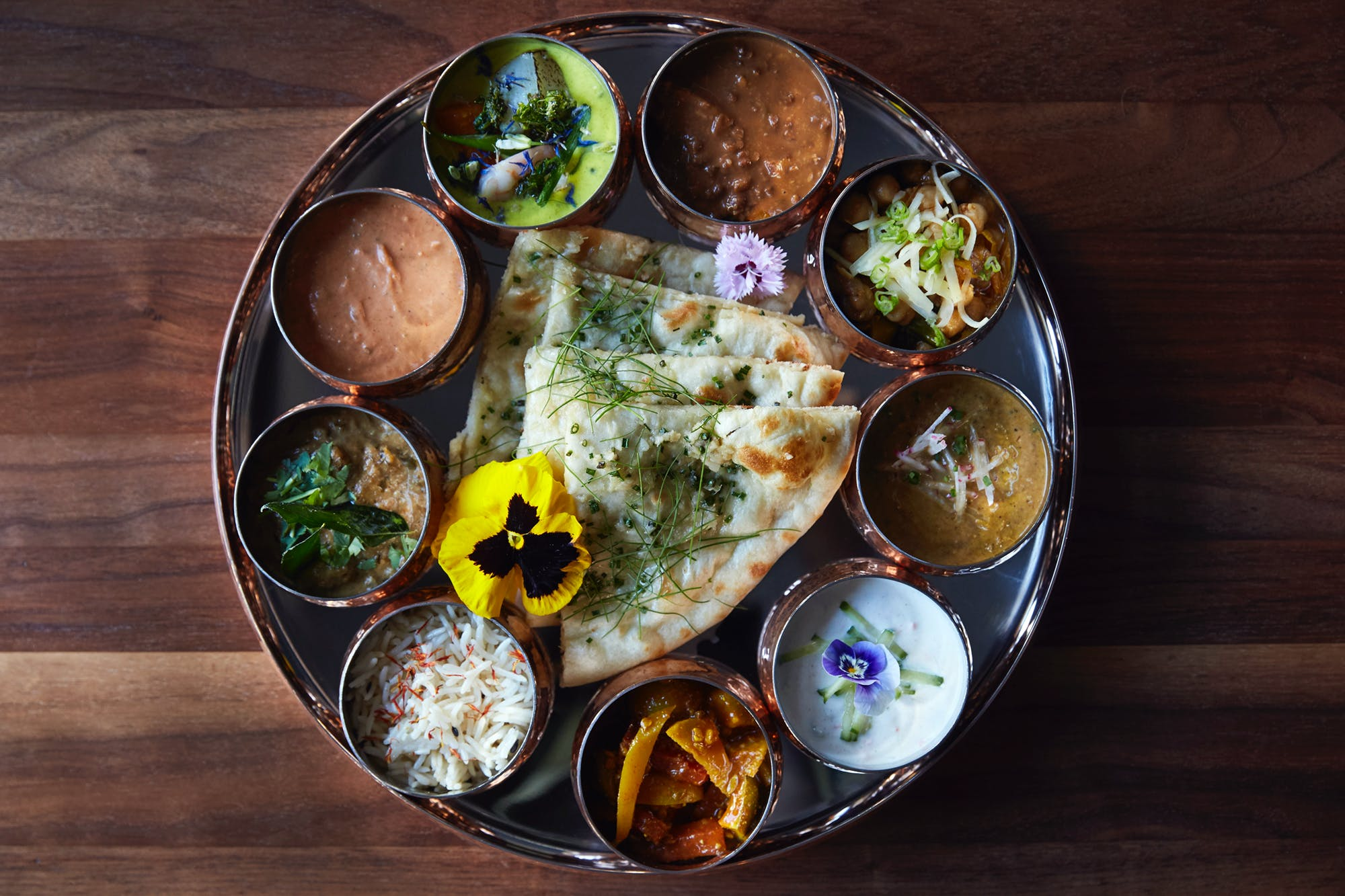 The best new indian food restaurants in san francisco for Articles on indian cuisine