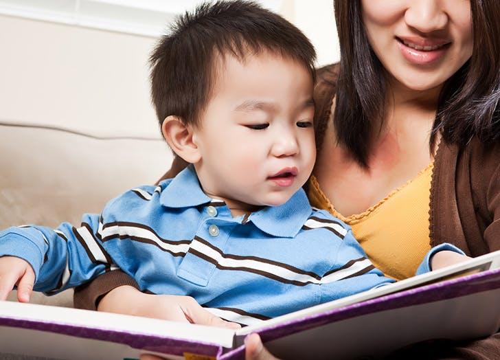 baby talk read