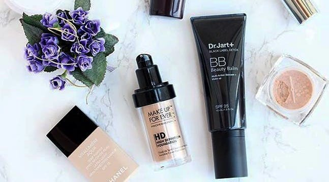 PSA: This Is the Difference Between BB Cream and Foundation