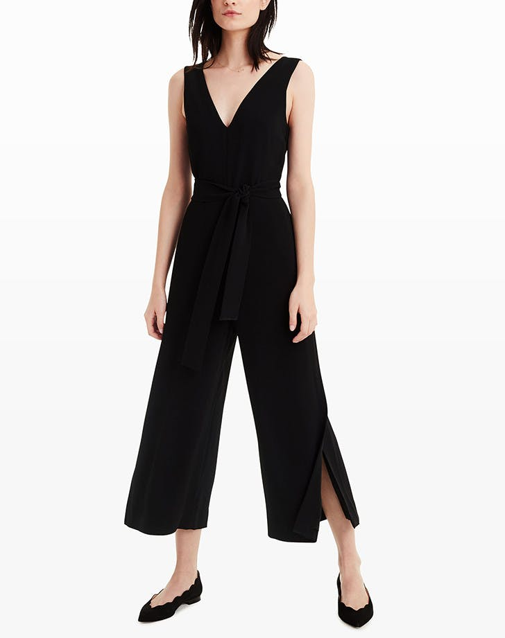 best jumpsuits for body type large bust