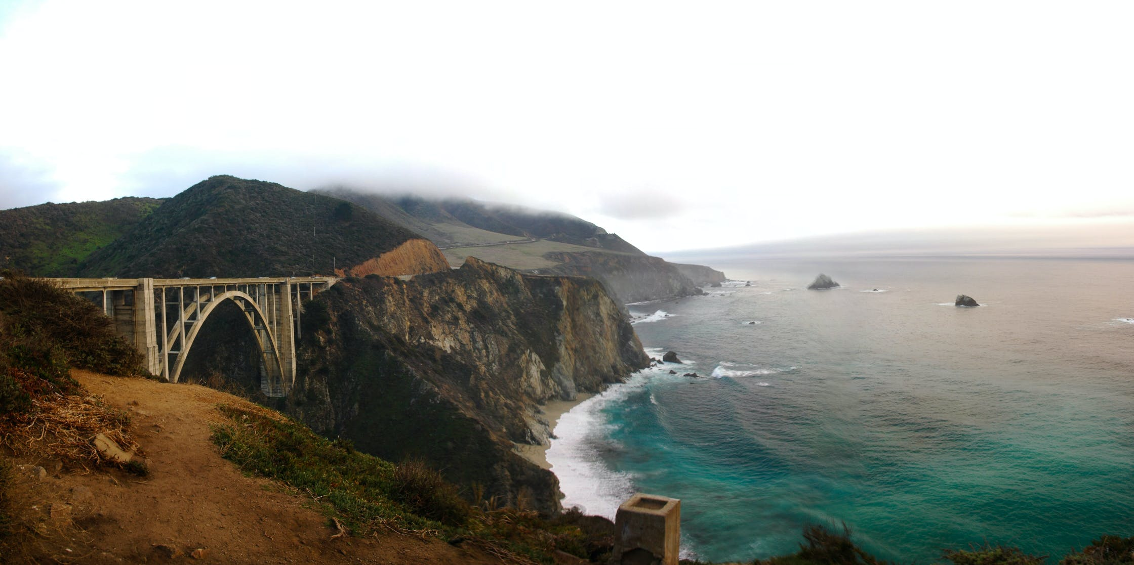big sur coast san francisco road trips