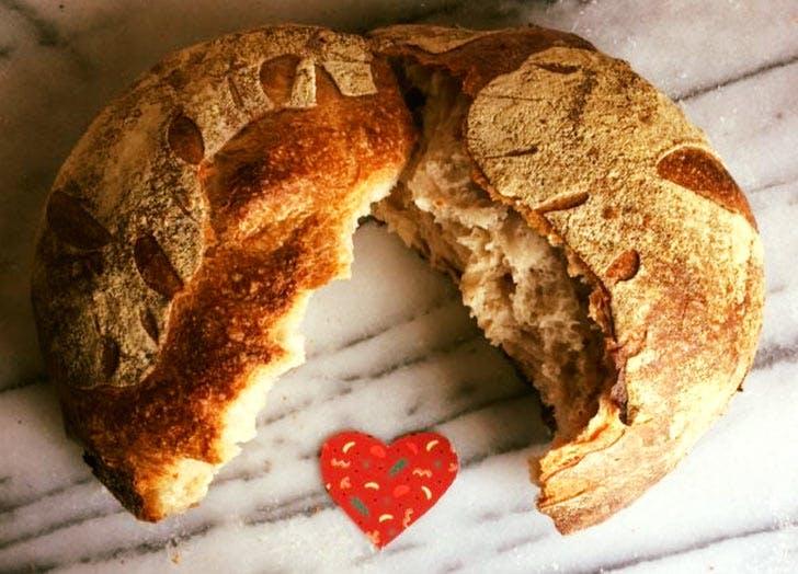 breaking bread NY1