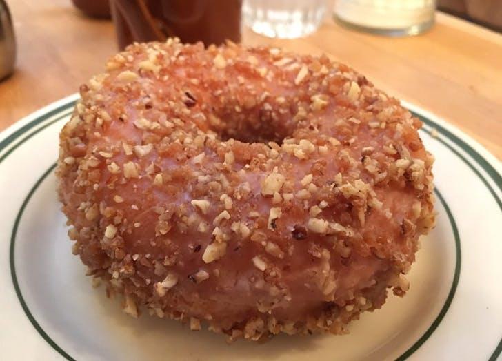 butter pecan doughnut pies thighs