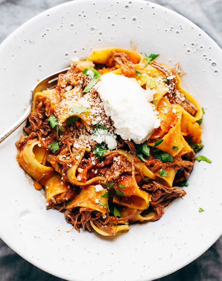 cheat day pappardelle