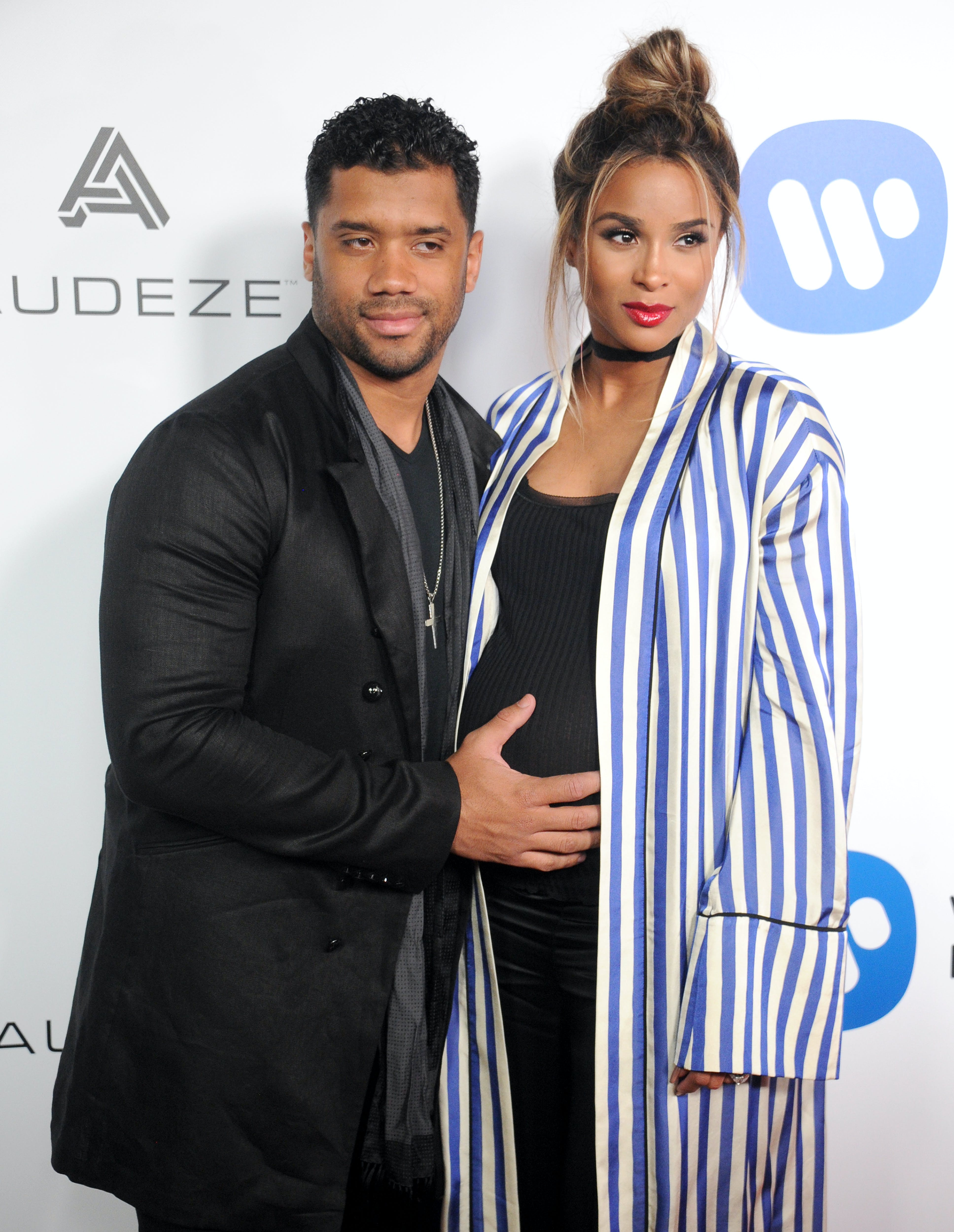 ciara russel wilson celebrity babies due in 2017