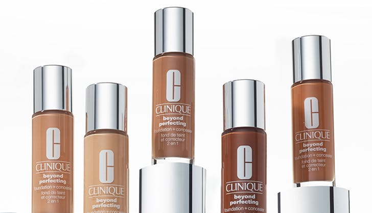 clinique makeup integration 4