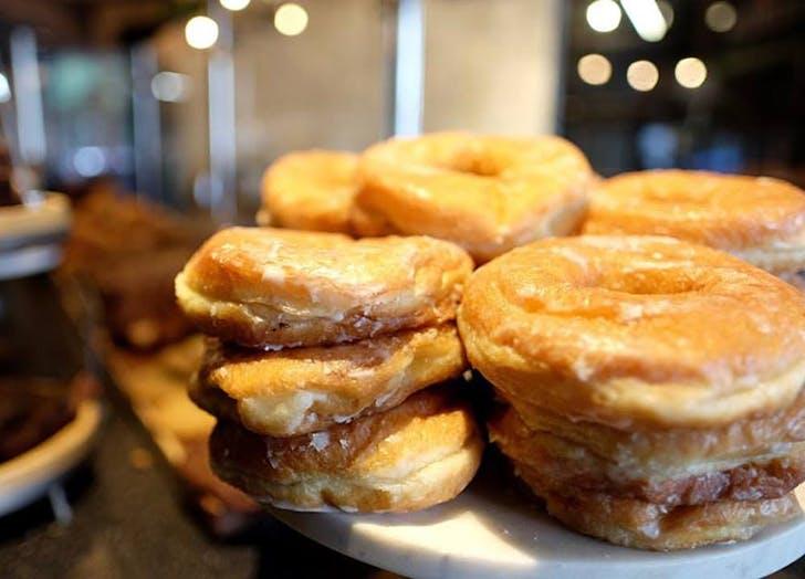 doughnuts gregorys