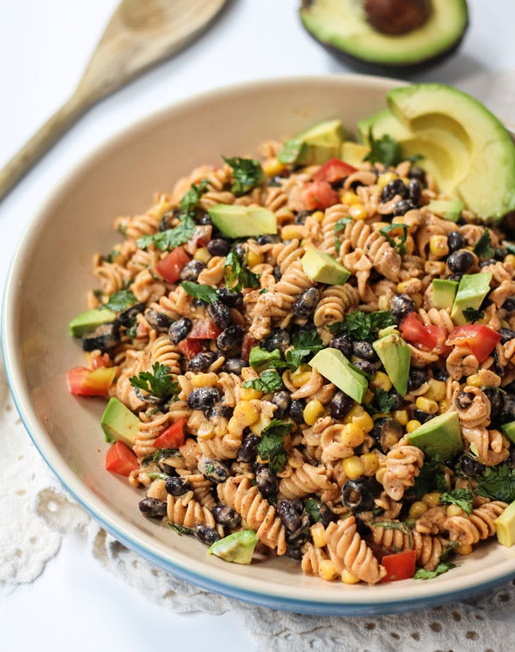 energy lunch pastasalad