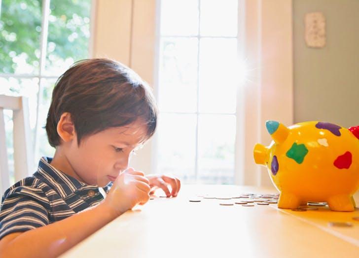 family chores coins