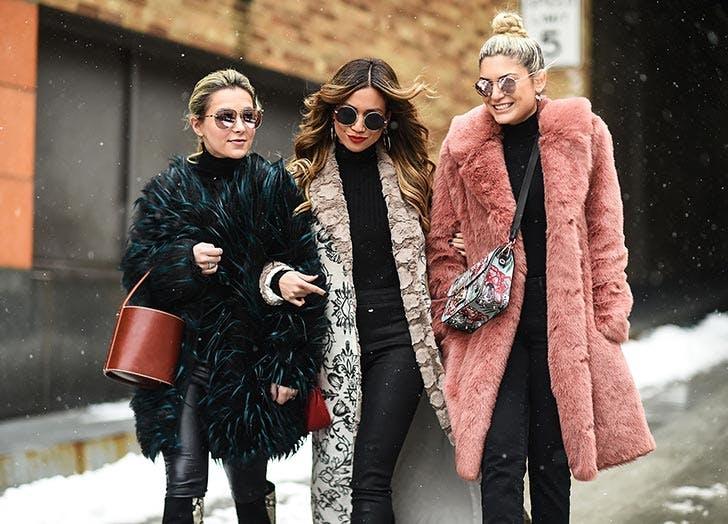 fuzzy coat NY