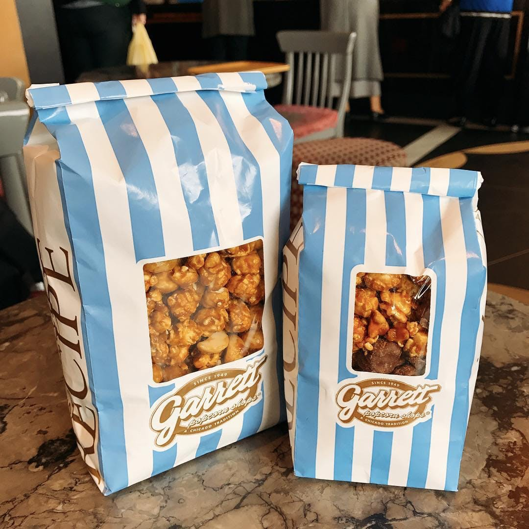 garretts popcorn chicago iconic foods