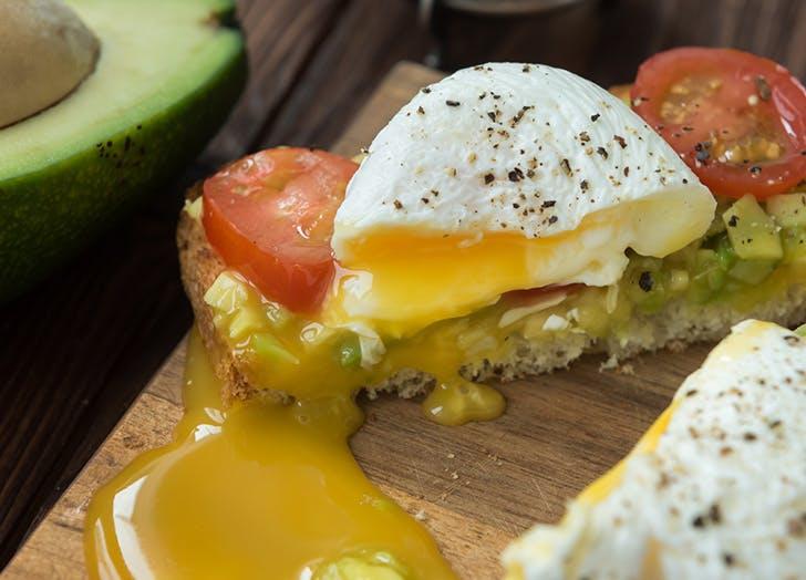 good mood diet egg