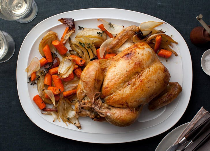 Ina gartens best chicken recipes purewow ina chicken 5 food network forumfinder Gallery