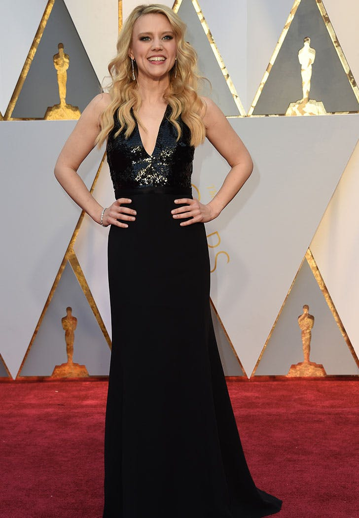 kate mckinnon fashion oscars 2017 2