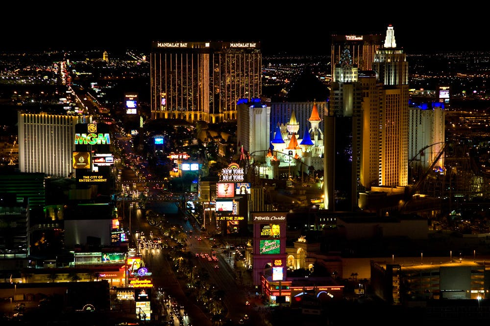 las vegas cheap winter flights chicago