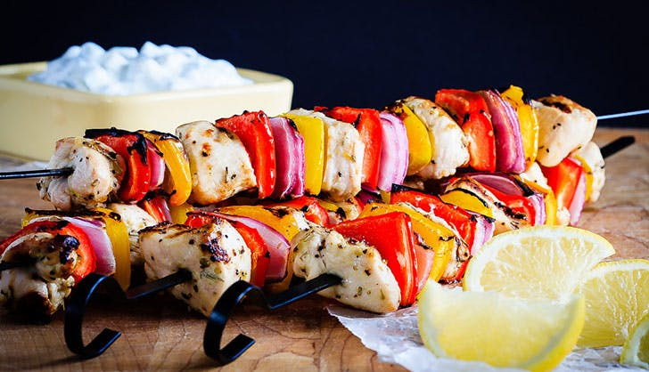 march dinner kabob