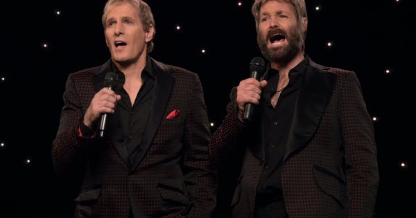 Michael Bolton Releases a Valentine's Day Special on Netflix - PureWow