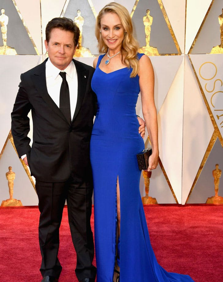 michael j fox oscars