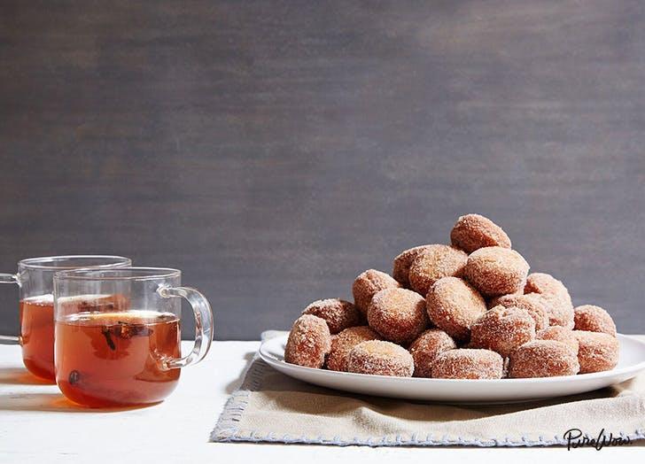 mini doughnutholes