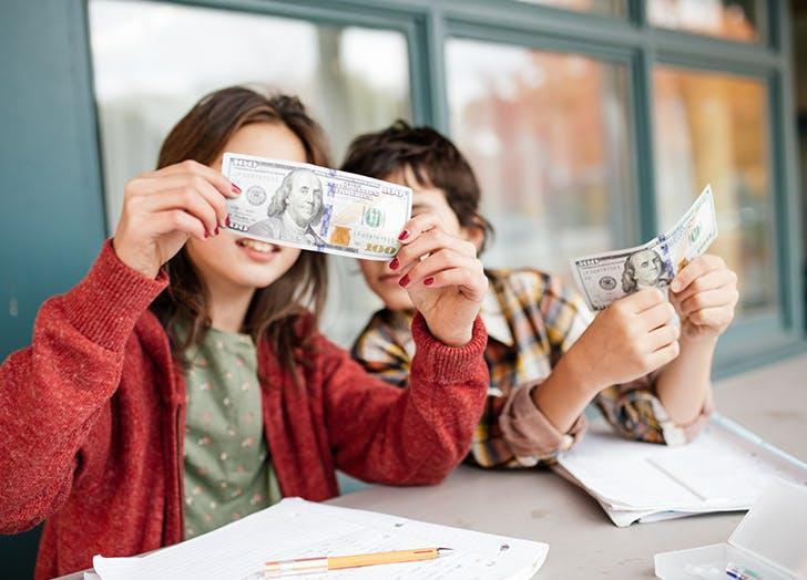 money middle school