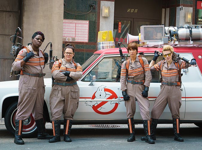 movies ghostbusters