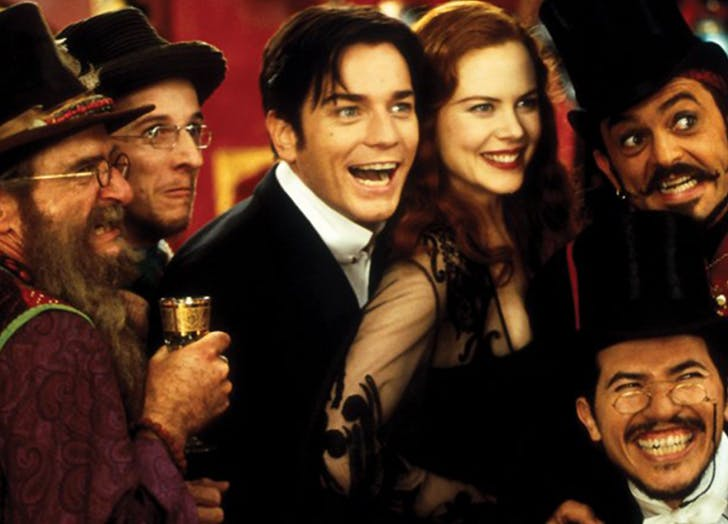 movies moulin rouge