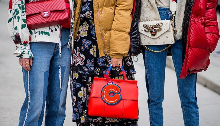 new york fashion week 2017 compact bags