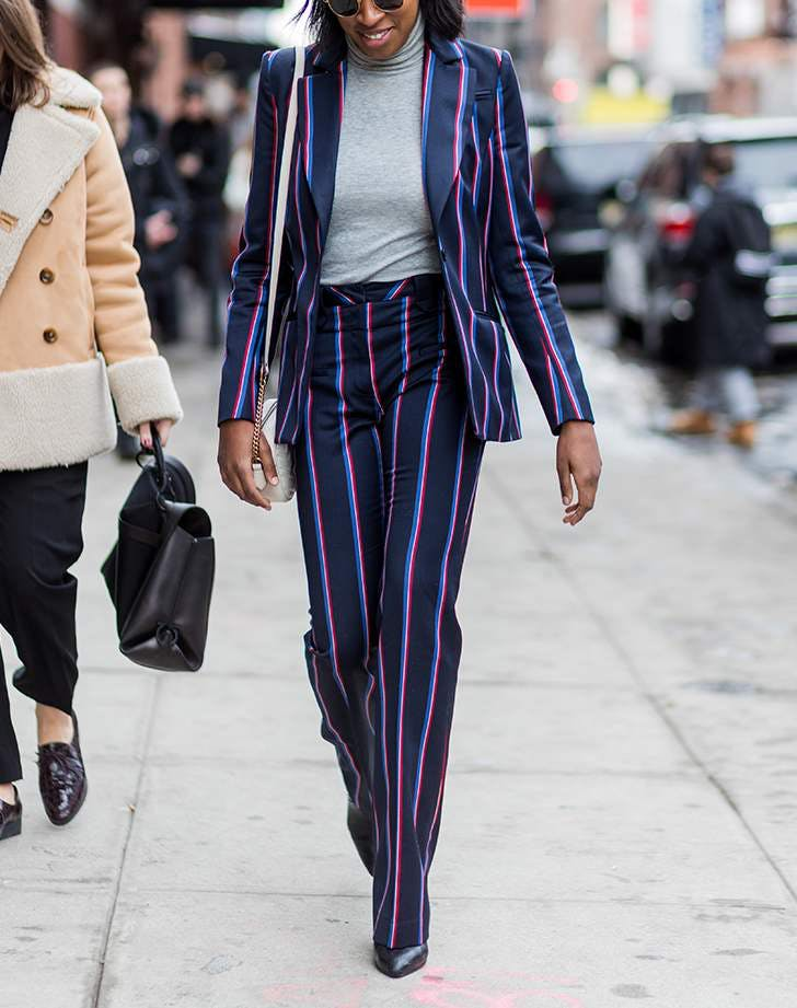 new york fashion week 2017 pantsuits