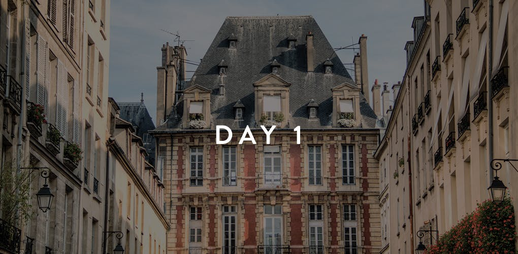 Your Guide to the Perfect 3-Day Weekend in Paris