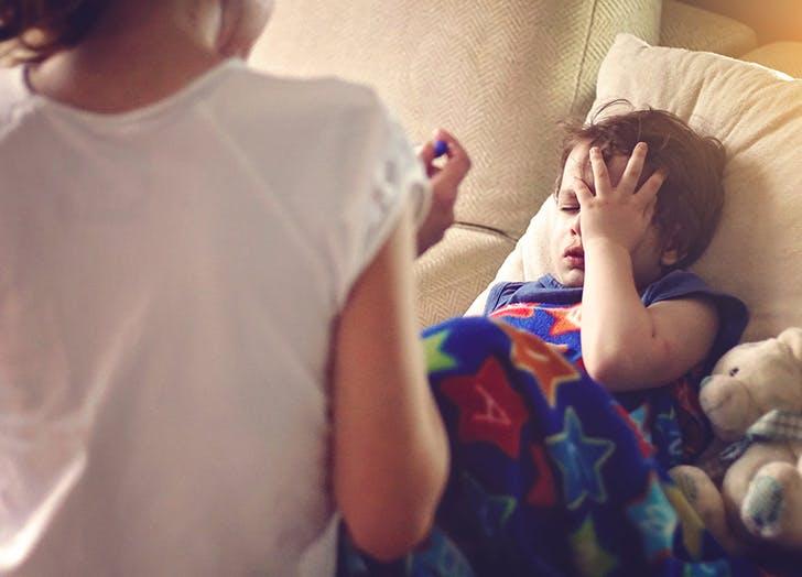 pediatrician fever