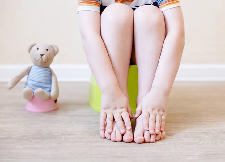 pediatrician potty