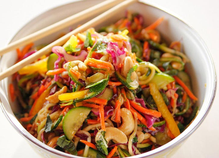 pioneer asiansalad