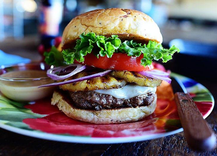 pioneer burger