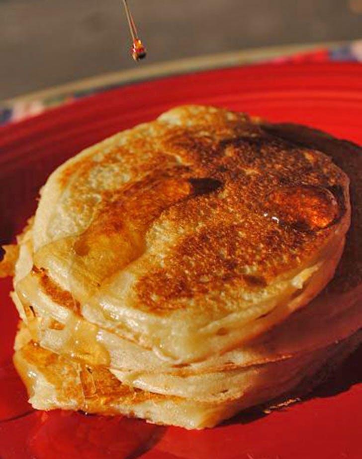 pioneer pancakes