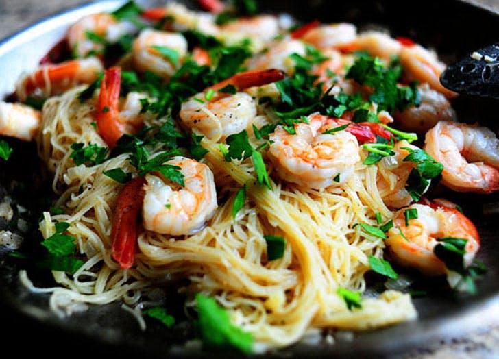 pioneer shrimp