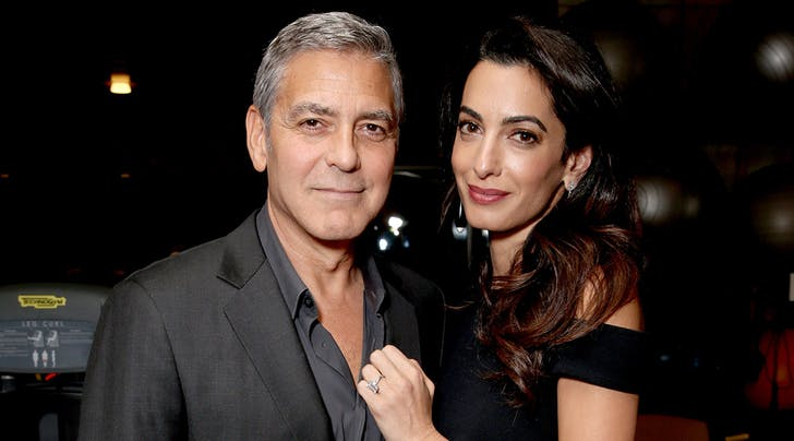 Best News Ever: George and Amal Clooney Are Expecting Twins