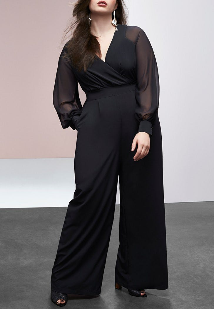 prabal gurung lane bryant jumpsuit