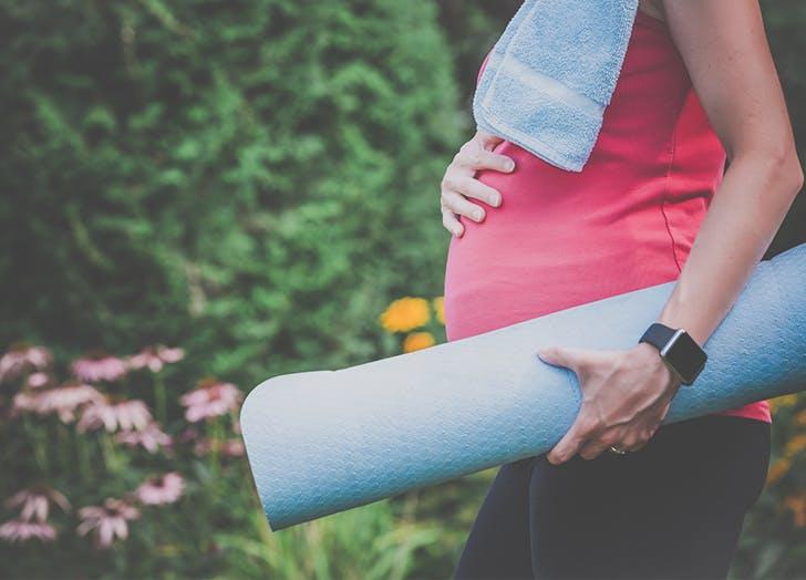 prenatal yoga 9