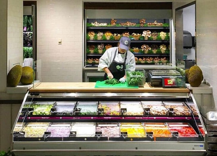 Whoa, This Whole Foods in NYC Just Added a Produce Butcher
