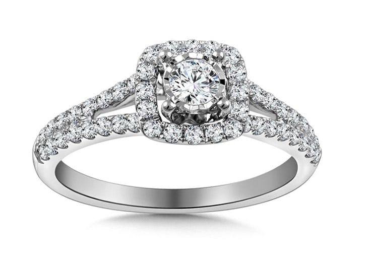 Engagement Rings Under $1 000 PureWow